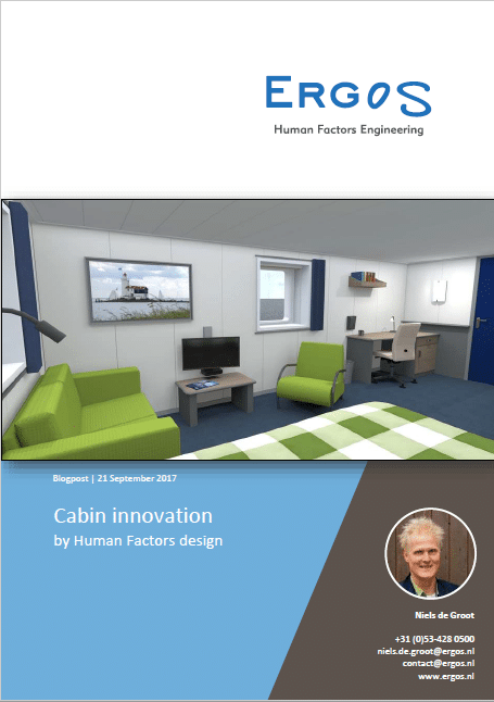 Cabin Innovation By Human Factors Design Maritime Ergonomics