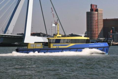 Haven Rotterdam - RPA 8